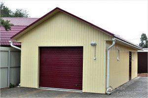 Сколько стоит построить гараж — расчет стоимости постройки гаража