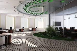 Как сделать натяжной потолок с 3D рисунком — особенности установки
