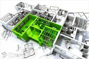 Как определить несущую стену — в кирпичном, панельном и монолитном доме