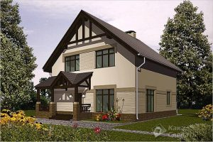 Дом из арболита своими руками — строительство домов из арболитовых блоков + фото
