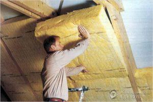 Как утеплить крышу изнутри — технология утепления крыши