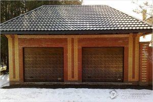 Как правильно сделать крышу гаража — делаем гаражную крышу