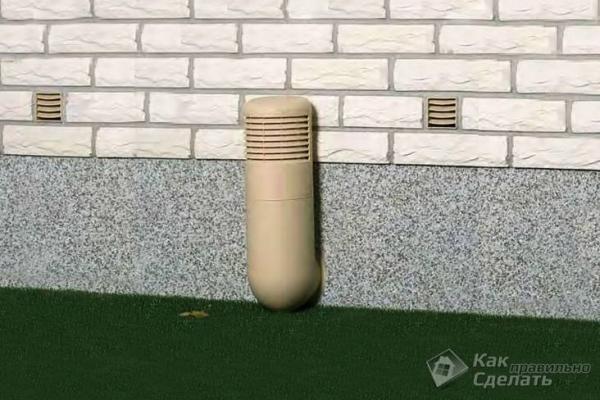 Как правильно сделать вентиляцию погреба — вентиляция в погребе