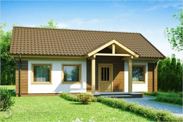 Какой фундамент подходит для одноэтажного дома — выбор типа основания