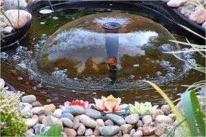 Как сделать фонтан на даче своими руками +видео