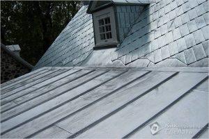 Как покрыть крышу железом — монтаж металлической кровли + фото