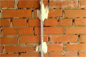 Как установить маяки на стену — монтаж маяков на поверхность стен