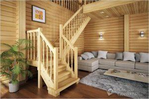 Как сделать деревянную лестницу своими руками — деревянная лестница